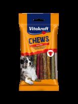 Vitakraft For you - Лакомства за кучета солети микс от пресована кожа - 12.5 см. - 25 бр. - 190 гр.