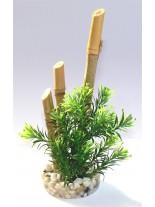 Sydeco - Bamboo Forest Plants - Изкуствено аквариумно растение -20 см.