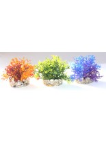 Sydeco - Coral Reef - Изкуствено аквариумно растение -8 см.