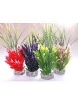 Sydeco - Ruscus Large - Изкуствено аквариумно растение -26 см.