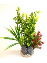 Sydeco - Tropic Large - Изкуствено аквариумно растение - 39 см.
