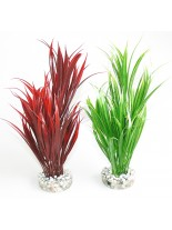 Sydeco - Sword Plant - Изкуствено аквариумно растение - 25 см.