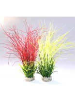 Sydeco - Water Hear Grass - Изкуствено аквариумно растение - 39 см.