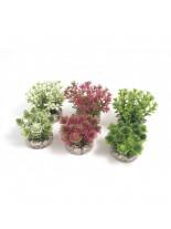 Sydeco - Nano Bush Natural - Изкуствено аквариумно растение - 9 см.