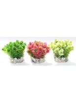 Sydeco - Nano Grass Bush - Изкуствено аквариумно растение - 8 см.