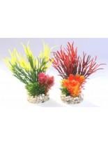 Sydeco - Sea Grass Bouquet - Изкуствено аквариумно растение - 16 см.