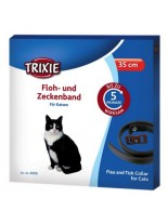 Trixie Natural Parasite Collar Cat - 35 см.- натурална, билкова противопаразитна каишка за котки.