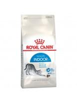 Royal Canin Cat INDOOR 27 - суха гранулирана храна за котки над 1 година водещи засточл начин на живот - 0.400 кг.