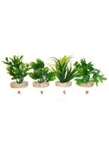 Sydeco - Magic Aqua Naturals - Изкуствено аквариумно растение - 11 см.