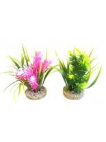 Sydeco -  BIO Aqua Jungle - Изкуствено аквариумно растение - 15 см.