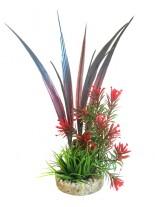 Sydeco -  BIO Aqua Garden - Изкуствено аквариумно растение - 23 см.