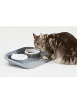 Savic - Комплект за хранане на котки и кучета от дребни породи - 300 мл.