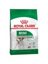 Royal Canin Mini adult  - суха гранулирана храна за кучета  над 1 год. от дребните породи - 2 кг.