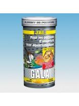 """JBL Gala - Основна балансирана суха храна """"Premium"""" за аквариумни рибки  - люспи - 100 ml."""