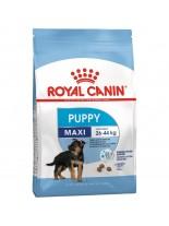 Royal Canin Maxi Puppy - Суха храна за кученца от едрите породи до 15 месеца - 4 кг.