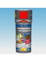 JBL MariPearls CLICK - Балансирана суха храна на перли за морски риби с дозатор - 250 ml.