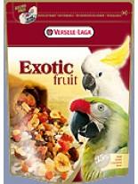 Versele Laga  Exotic Fruit - висококачествена, премиум клас суха храна за големи папагали с екзотични плодове - 0,600 кг