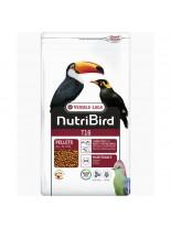 Versele Laga NUTRIBIRD Т16 - пълноценна екструдирана храна за тукани и други големи плодоядни птици - 10 кг.