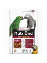 Versele Laga NUTRIBIRD Р15 Tropical - пълноценна екструдирана храна за големи папагали - 1 кг.
