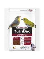 Versele Laga NUTRIBIRD UNI komplet - пълноценна екструдирана храна за дребни насекомоядни и плодоядни птици - 1 кг.
