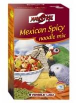 Versele Laga Mexican Spicy Noodlemix - пикантен микс  паста и зеленчуци за големи папагали (приготвя се в микровълнова)- 10 порции х 40g. -  400 гр.