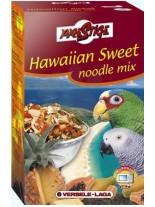 Versele Laga Hawaiian Sweet Noodlemix - сладък микс от паста с плодове за големи папагали (приготвя се в микровълнова) -10 порции х 40g. - 400 гр.