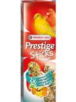 Versele Laga  Prestige Sticks Tropic Fruits  - крекери за канарчета с тропически плодове 2 бр. по 30 гр.