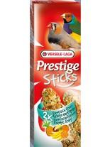 Versele Laga  Prestige Sticks Tropic Fruits  - крекери за тропически птици с плодове 2 бр. по 30 гр.