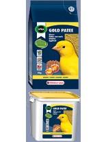 Versele Laga  Gold Patee Yellow Canaries - висококачествена, мека яйчена суха храна за жълти канарчета - 0,250 кг. Нов код 424034