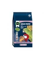 Versele Laga Gold Patee Parakeet and Parrots - мека яйчна храна за средни и големи папагали - 1 кг.