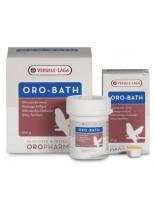 Versele Laga Oro Bath - специални соли за баня и красиво оперение - с релаксиращо действие върху мускулите и почистващо действие върху кожата и перата - 300 гр.