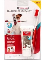 Versele Laga Dental Care Kit toothpaste + toothbrush - комплект четка и паста за зъби  - 70 гр.