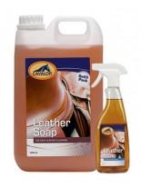 Cavalor - Leather Soap - течен сапун на глицеринова основа за ослепително чисти кожени повърхности (седла и др.) - 3000 ml.