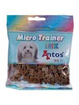 Antos - Micro Trainer - меко лакомство за тренировка с телешко - 70 гр.