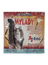 Antos Cat Soft Sticks Mylady Lamb&Turkey - пръчици агне и пуйка 6 бр.