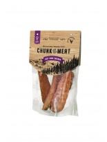 Genesis Chanks of Meat Chicken Grain Free - мек снакс - неустоимо лакомство за кучета с пилешко месо (95% свежо месо) монопротеин - 80 гр.
