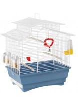 Ferplast CAGE PAGODA WHITE - клетка за малки птици 47x29,5x50 cm.