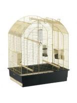 Ferplast - CAGE GRETA BLACK - клетка за декоративни птици 69,5х44,5х84 см. (с поръчка)