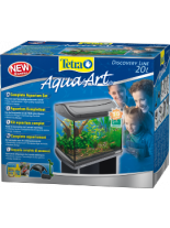 Tetra AquaArt Aquarium Complete Set - 706381 - напълно оборудван аквариум - 39х27.5х32 см. - 20 л.