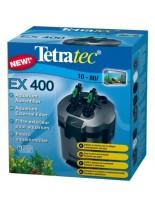 TetraTec External Filter EX 400 - външен филтър за аквариум - с капацитет 400 л/час. За аквариуми от 10 до 80 л.