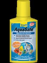 Tetra Aqua Safe - препарат -ефективен и бърз подобрител на чешмяната вода и моментално стартиране на нов аквариум - 30 мл.
