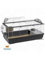 Ferplast CAGE CASITA 120 - напълно оборудвана клетка за гризачи, 119х58х61см