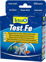 Tetra Test Fe - тест за концентрация на желязо във водата - 10 мл.