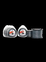 "Husqvarna - Тримерна корда Whisper X - ф 3.3 mm./130"" - 75 м. - (макара)"