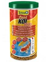 Tetra Pond Koi Sticks - Пълноценна храна - плуващи пелети за кои - 1000 мл.