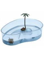 Ferplast - ARRICOT-аквариум за костенурки - 31х22х75 см.