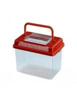 Ferplast - GEO SMALL-контейнер за пренасяне на костенурки  - 1 л.