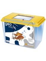 Ferplast Geo Maxi - кконтейнер за пренасяне на костенурки и др. - 21 л. - 41,3 х 26 х 29,8 см.