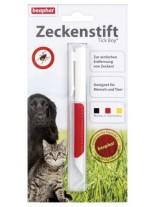 Beaphar Tick Pen - патентована писалка за вадене на кърлежи от домашни любимци