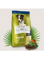 HAPPY DOG Sensible Nutrition Neuseeland  MINI- суха храна за чувствителни и алергични кучета от малките породи Сюприйм Нюзийланд с агнешко, сьомга, билки, ориз и екстракт от зеленоусти миди - 1 кг.